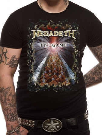 Megadeth (End Game) T-shirt
