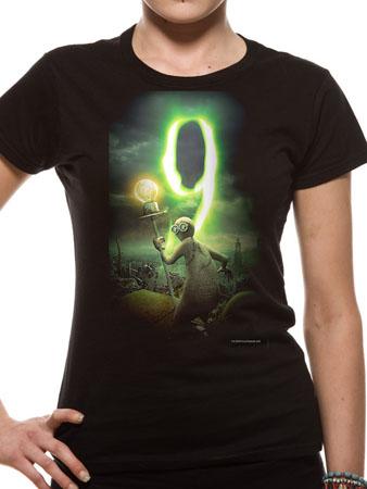 9 (Poster) T-shirt