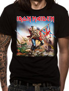 Iron Maiden (The Trooper) T-shirt Thumbnail 2