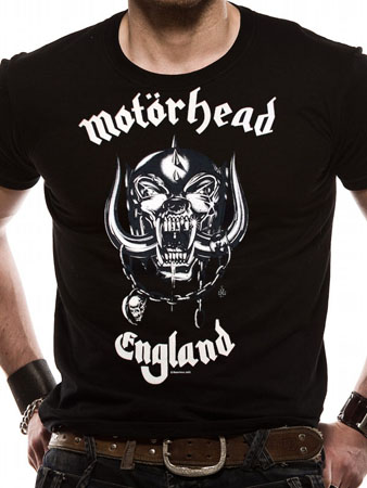 Motorhead (England) T-shirt Thumbnail 1