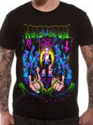 Mastodon (Unholy Ceremony) T-shirt Thumbnail 2