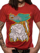 Bring Me The Horizon (Pigeon) T-shirt Thumbnail 3