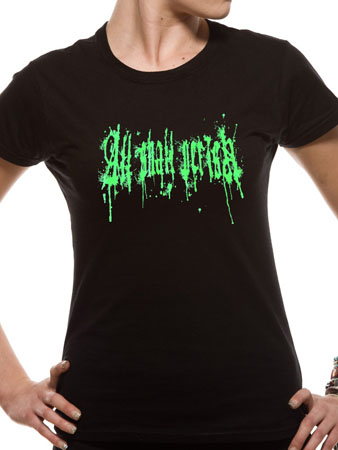 All Shall Perish (Green Logo) T-shirt