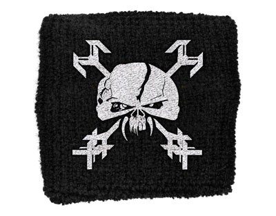 Iron Maiden (Frontier Face) Sweatband