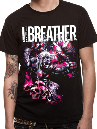 I The Breather (Skull Collector) T-shirt