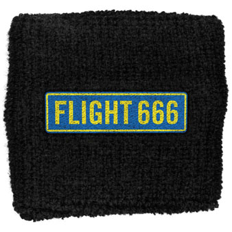 Iron Maiden (Flight 666) Sweatband