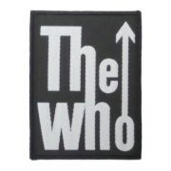 The Who (Logo) Patch Thumbnail 2