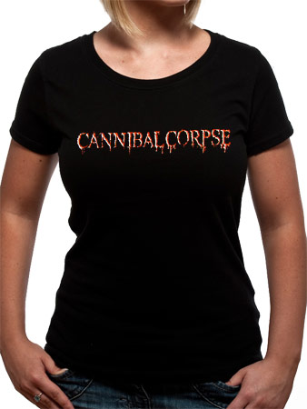 Cannibal Corpse (Blood Logo) T-shirt