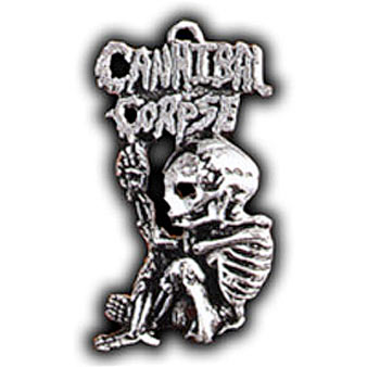 Cannibal Corpse (Foetus) Pendant