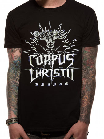 Corpus Christii (Rising) T-shirt
