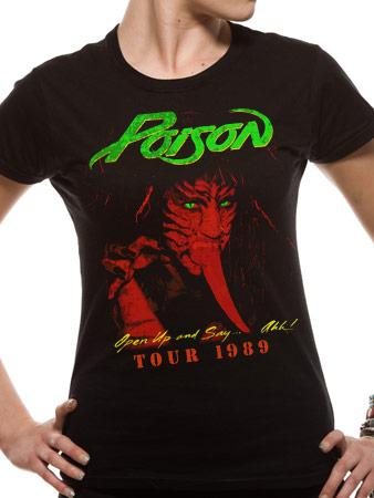 Poison (Tour) T-shirt Thumbnail 1