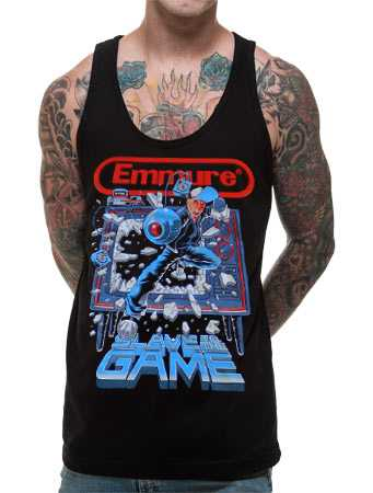 Emmure (Protoman) Vest. Buy Emmure (Protoman) Vest at The Kerrang