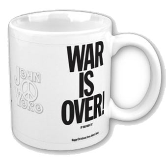 John Lennon (War Is Over) Mug Thumbnail 1