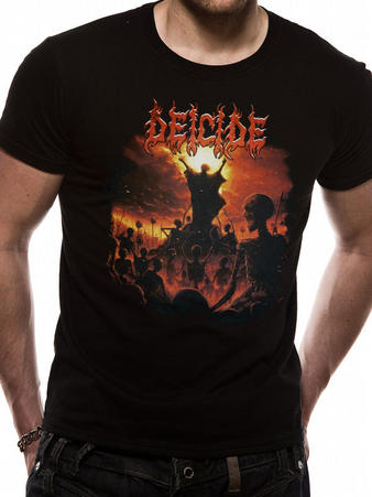 Deicide (To Hell With God) T-Shirt