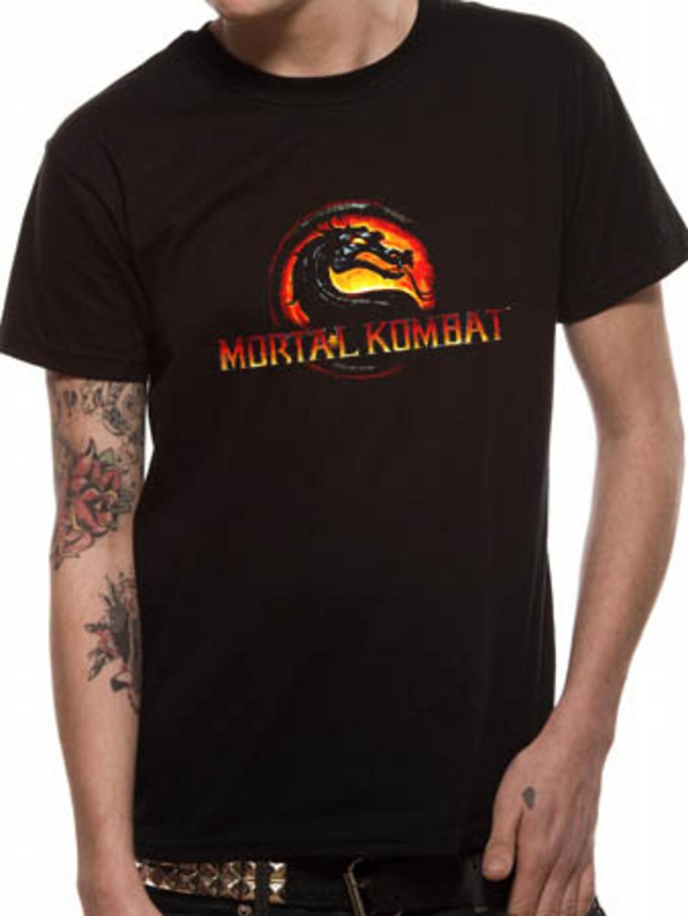 Mortal kombat clothing store