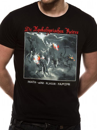 Die Apokalyptischen Reiter (All You Need) T-shirt