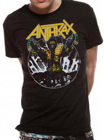Anthrax (Judge Death) T-shirt