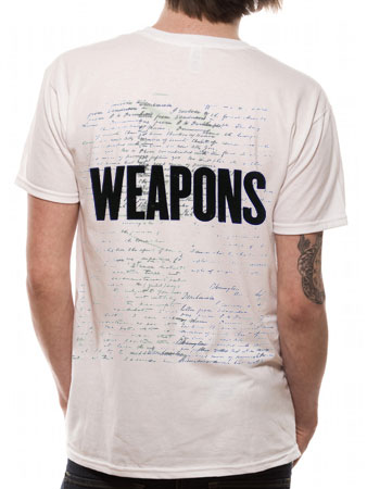 Lostprophets (Weapons) T-shirt Thumbnail 2