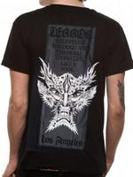 Terror (LA Tattoo) T-shirt Thumbnail 2