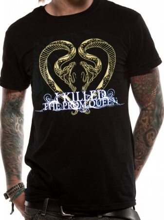 I Killed The Prom Queen (Snakeheart) T-shirt