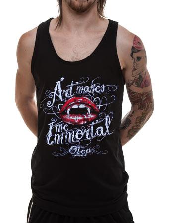 Otep (Immortal) Vest