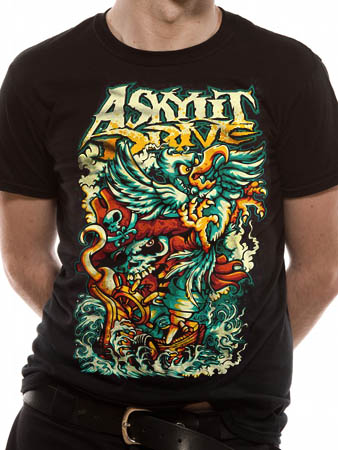 A Skylit Drive (Pirates) T-shirt