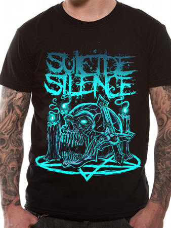 Suicide Silence (The Ritual) T-shirt