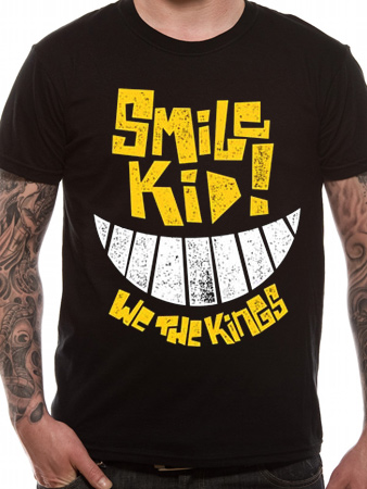 We The Kings (Smile Kid) Mens T-shirt