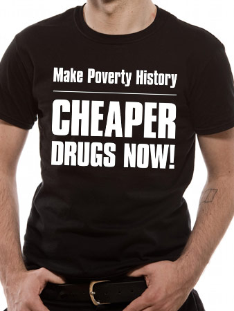 Loud (Cheaper Drugs) T-shirt