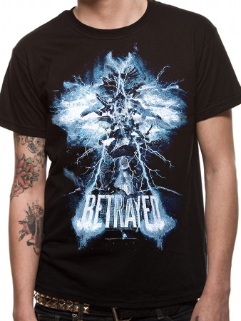 Lostprophets (Betrayed) T-shirt Preview