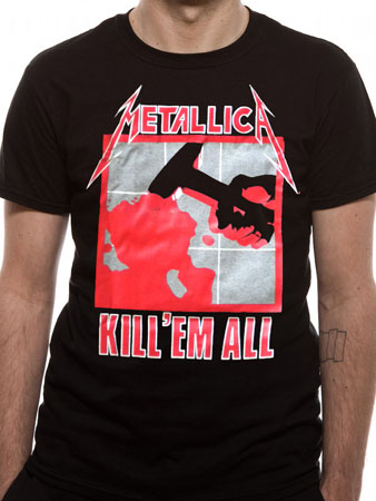 Metallica (Kill Em All) T-shirt