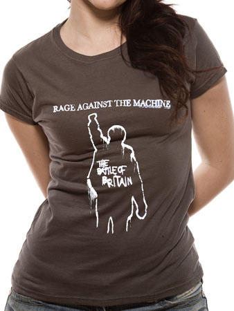 Rage Against the Machine (Battle Of Britain)T-shirt