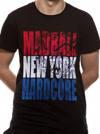 Madball (NY Colors) T-shirt Preview