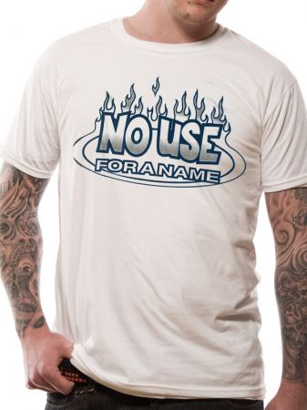 No Use For A Name (Blue Logo) T-shirt