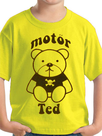 Loud Kids (Motor Ted) T-shirt