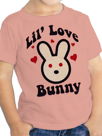 Loud Kids (Lill' Love Bunny) T-shirt Preview