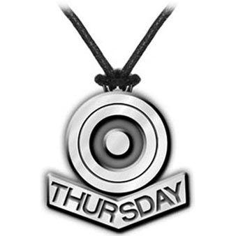 Thursday (Logo) Pendant