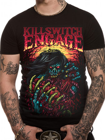 Killswitch Engage (Guts) T-shirt