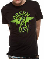 Green Day (Neon Wings) T-shirt