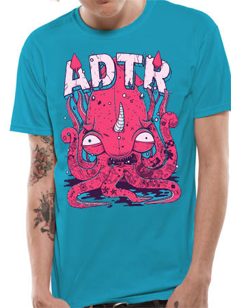 A Day To Remember (Rocktopuss) T-shirt