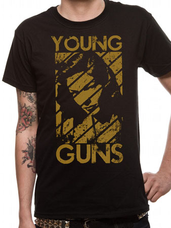 Young Guns (Face) T-shirt
