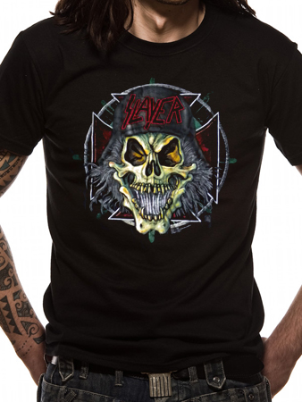 Slayer (New Wehrmacht) T-Shirt Thumbnail 1
