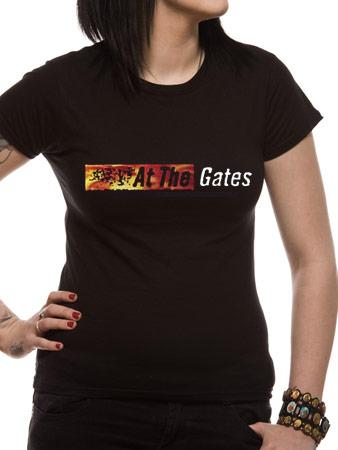 At The Gates (Logo) T-shirt