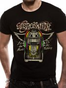 Aerosmith (Jukebox) T-shirt Thumbnail 2
