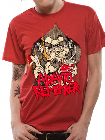 A Day To Remember (Soda Pop Ape) T-shirt