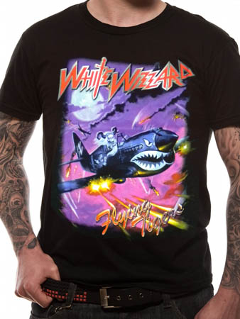 White Wizzard (Flying Tigers) T-Shirt