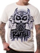 Bring Me The Horizon (Owl) T-shirt Thumbnail 2