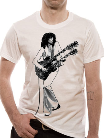 Jimmy Page (Urban Image) T-shirt