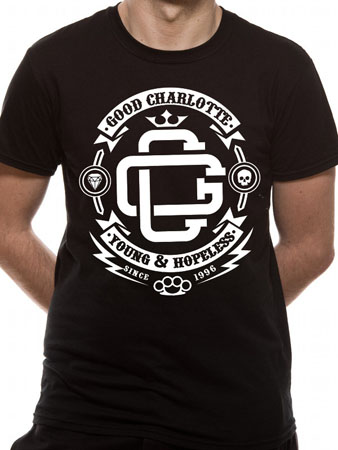 Good Charlotte (Crest) T-shirt