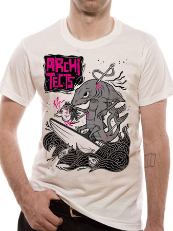 Architects (Shark Hunting) T-shirt